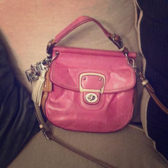 coach bags willis crossbody purse poshmark rh poshmark com